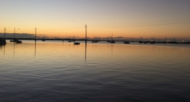 Port Cañaveral sunrise