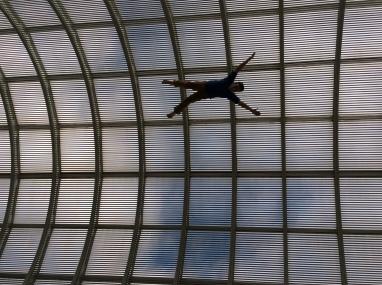Free fall in Boston